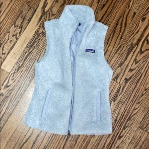 patagonia fluffy vest